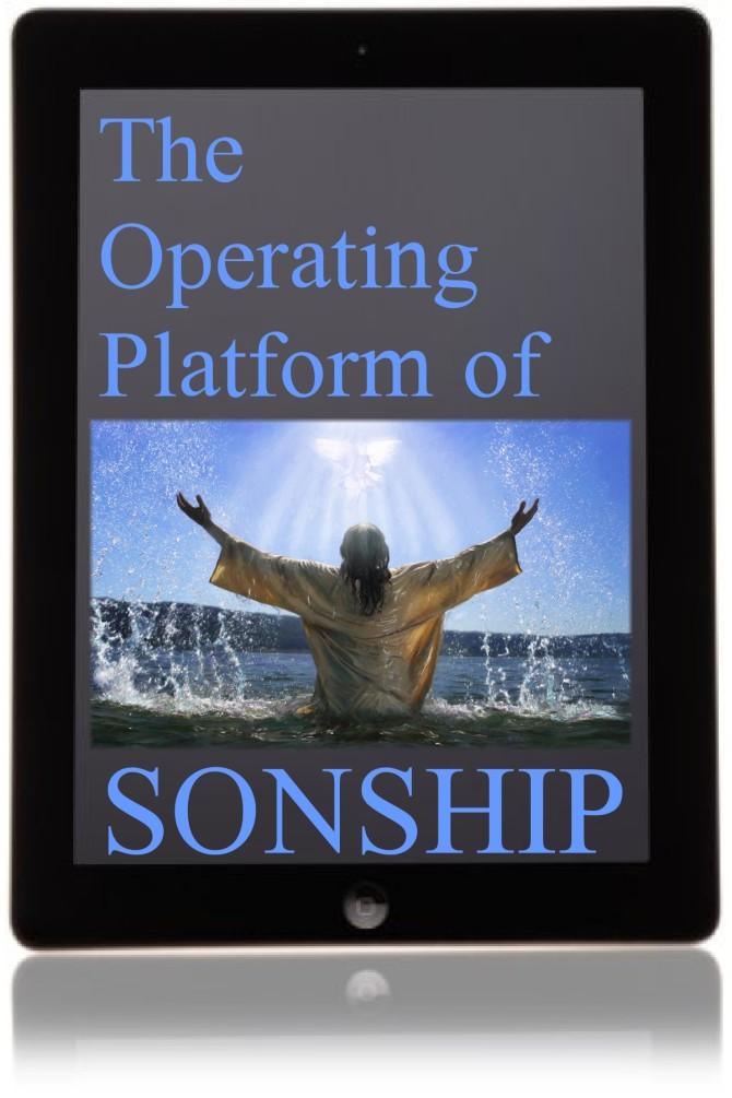 Sonship baptism