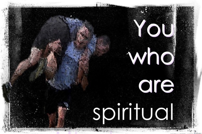 you spiritual