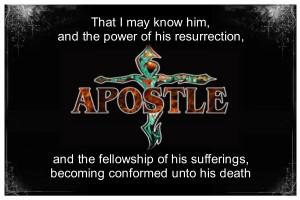 apostle know him