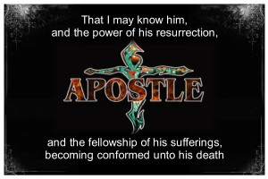 apostle know him