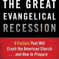 What I'm Currently Reading - The Great Evangelical Recession