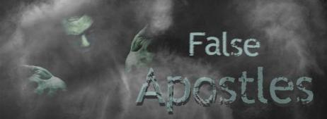 false apostles